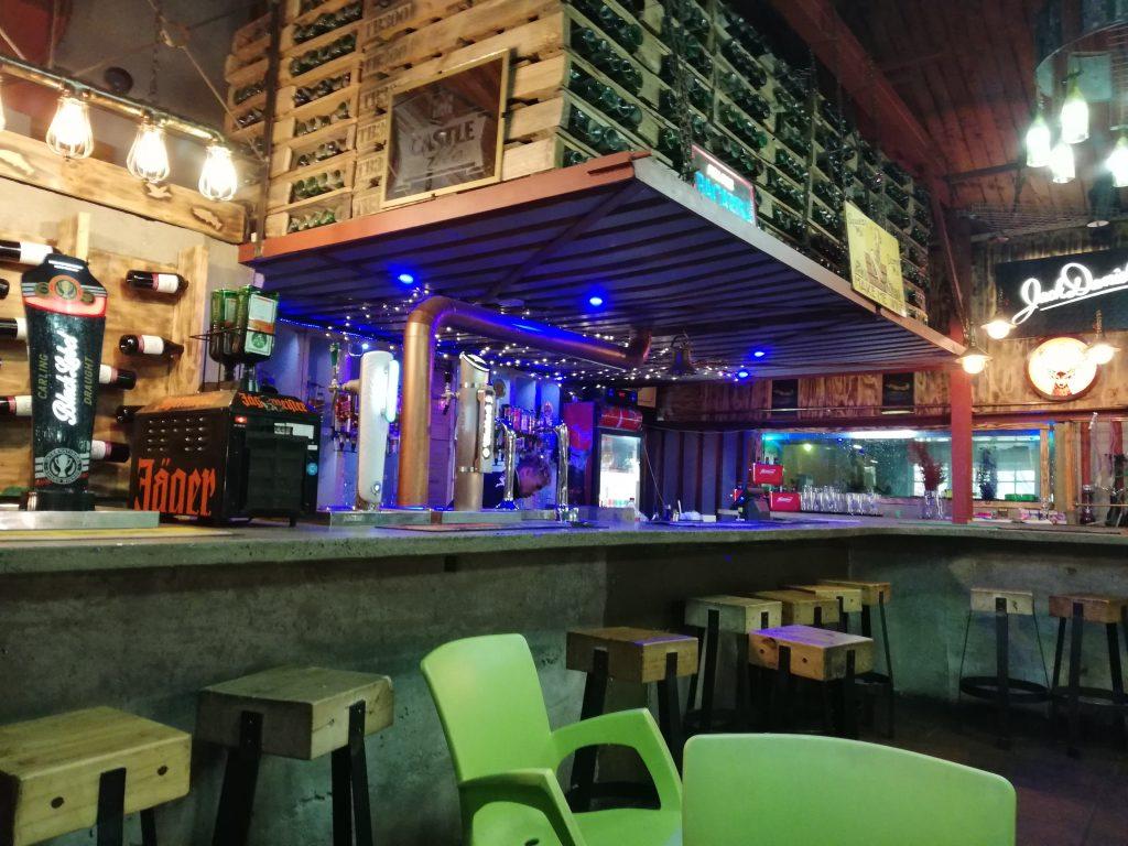 Duck & Trout Pub interior