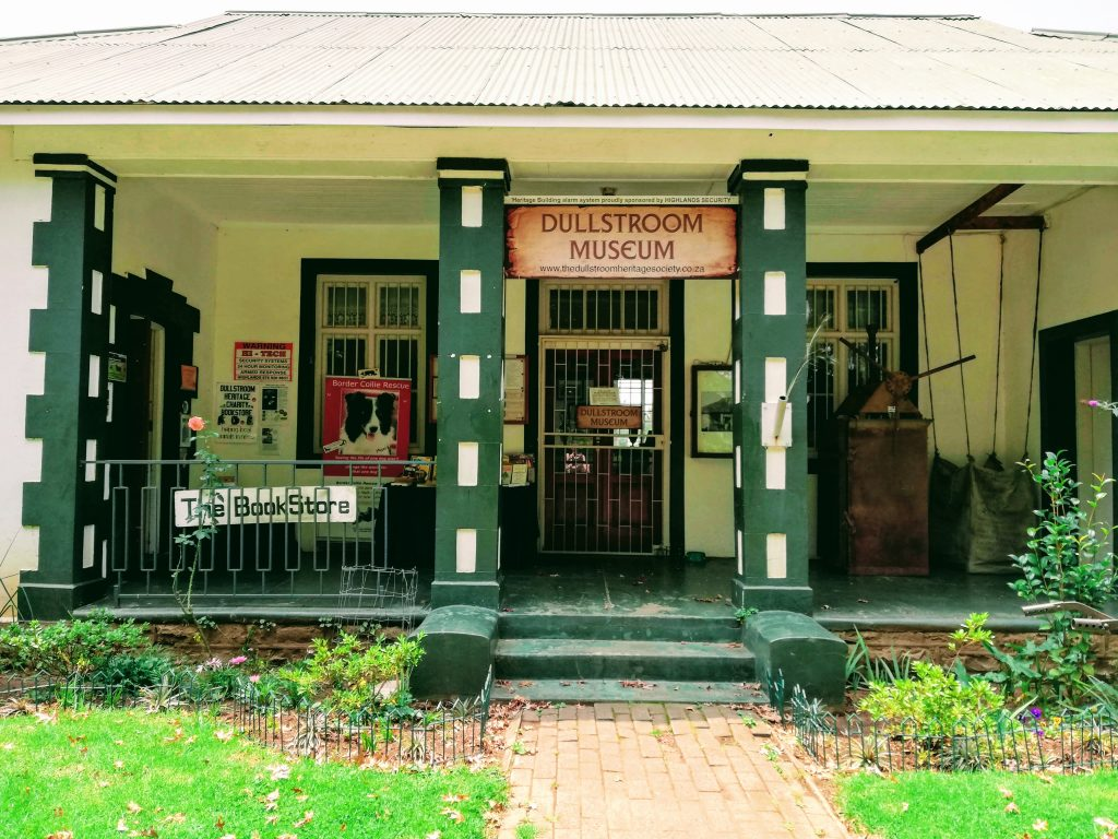 Dullstroom bookstore and museum