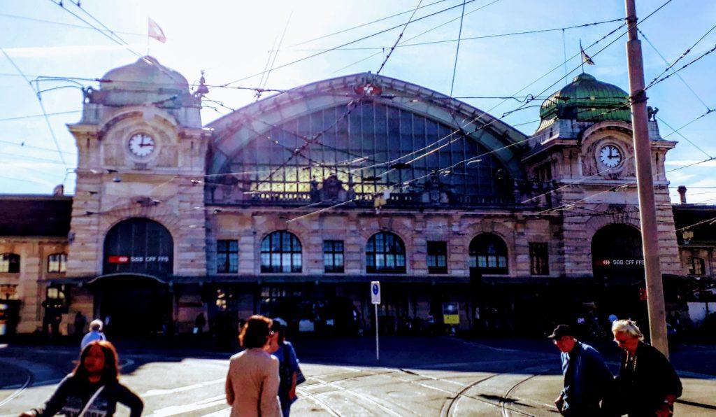 Basel Hauptbahnhof