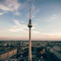 48 hours in Berlin skyline