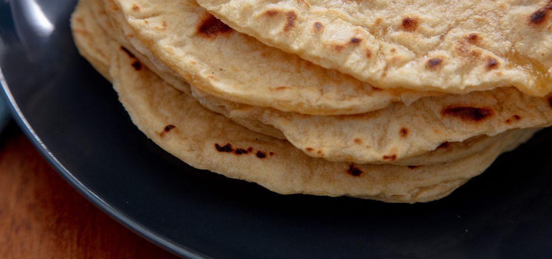 Homemade Cheap Tortillas
