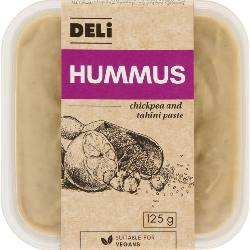 Checkers Hummus