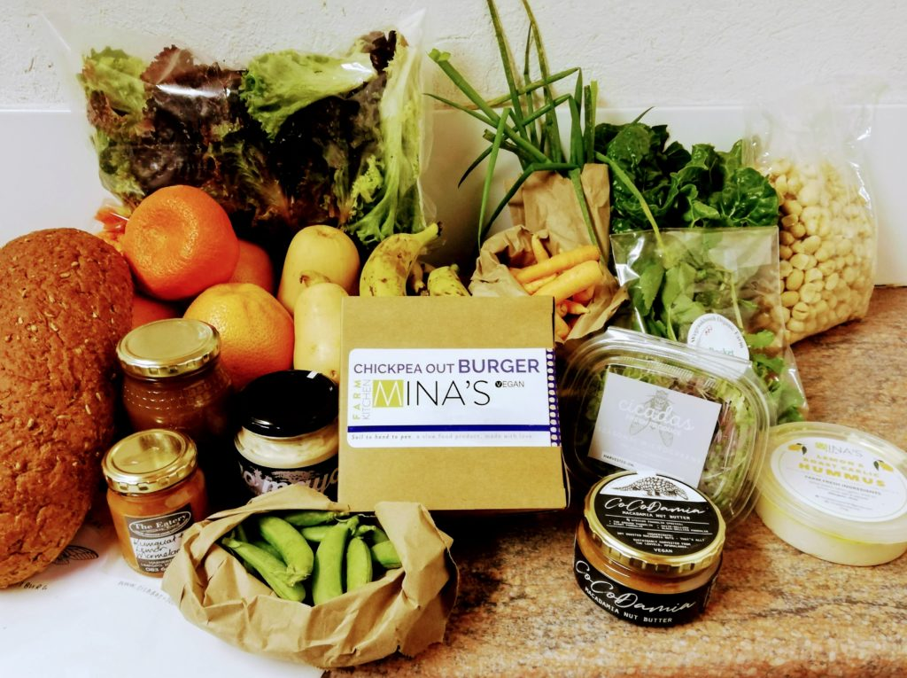Produce and products from Cicadas Haenertsburg