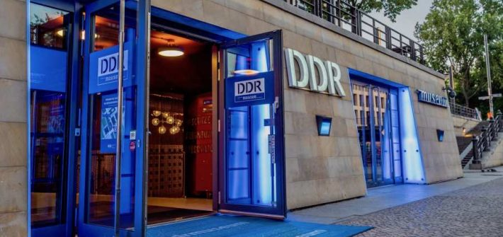 DDR Museum Berlin entrance