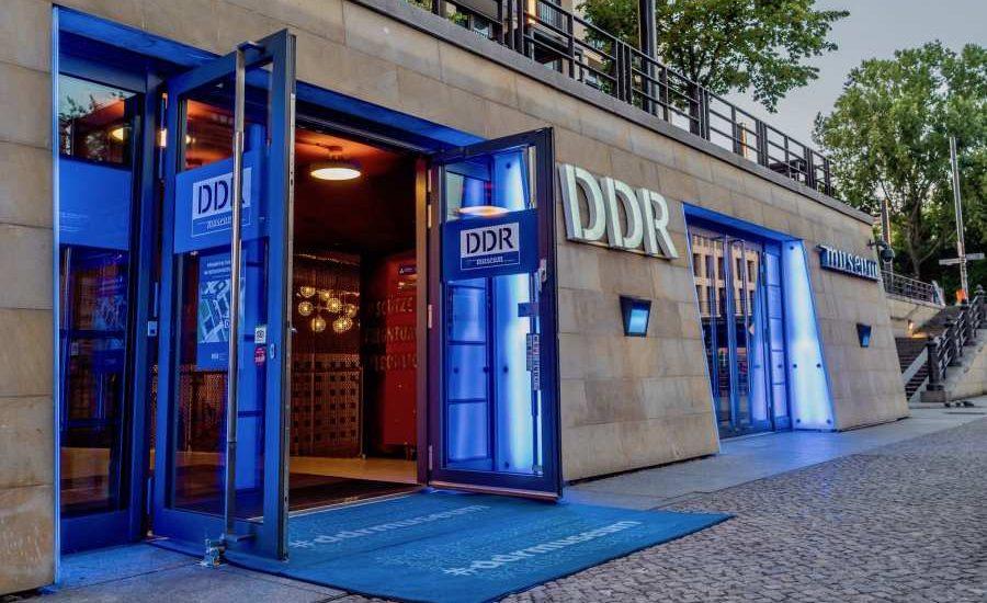DDR Museum Berlin entrance