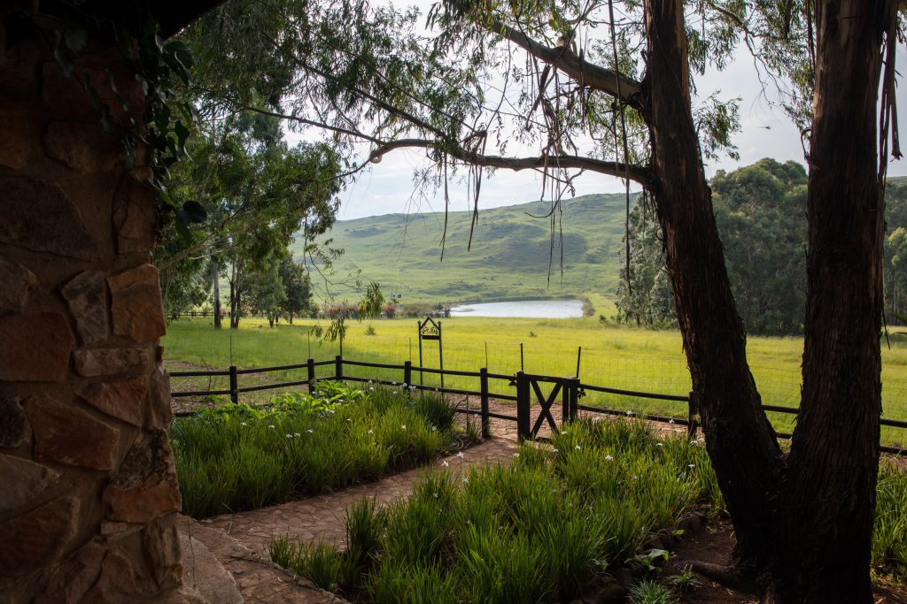 Elands Valley Strawberry Fields cottage Dullstroom Accommodation