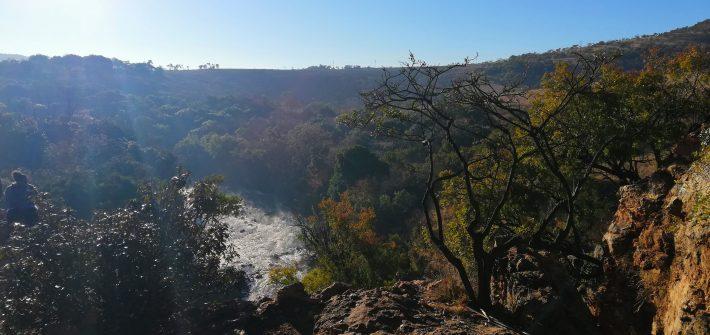 Krokodilberg trail Hennops first summit