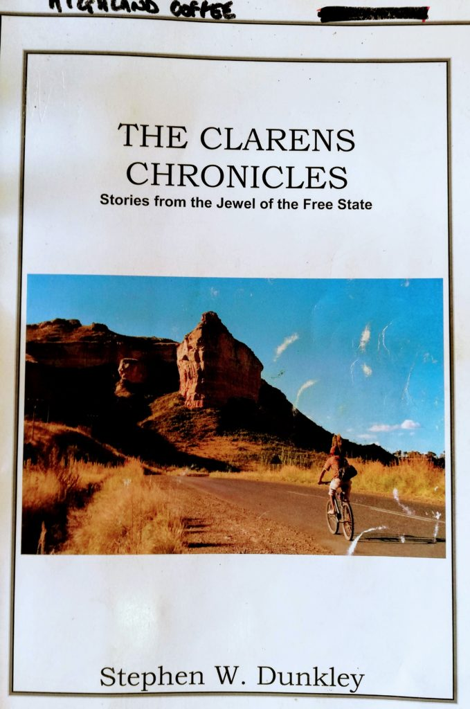 The Clarens Chronicles booklet
