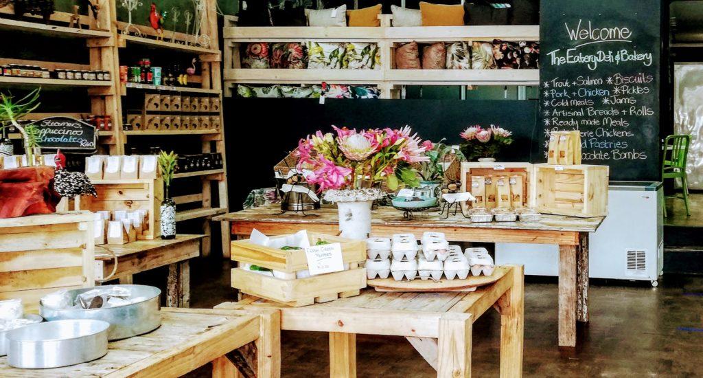 Inside The Eatery Haenertsburg