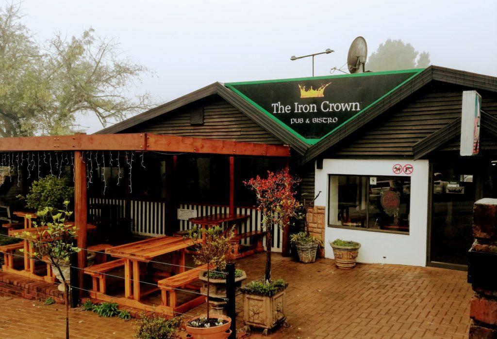 The Iron Crown pub Haenertsburg
