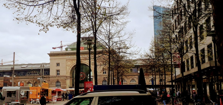 Mannheim Hauptbahnhof Parken Kostenlos