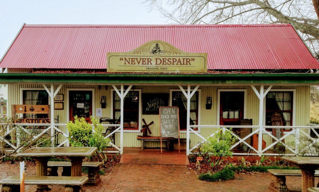 Never Despair Trading Post Haenertsburg