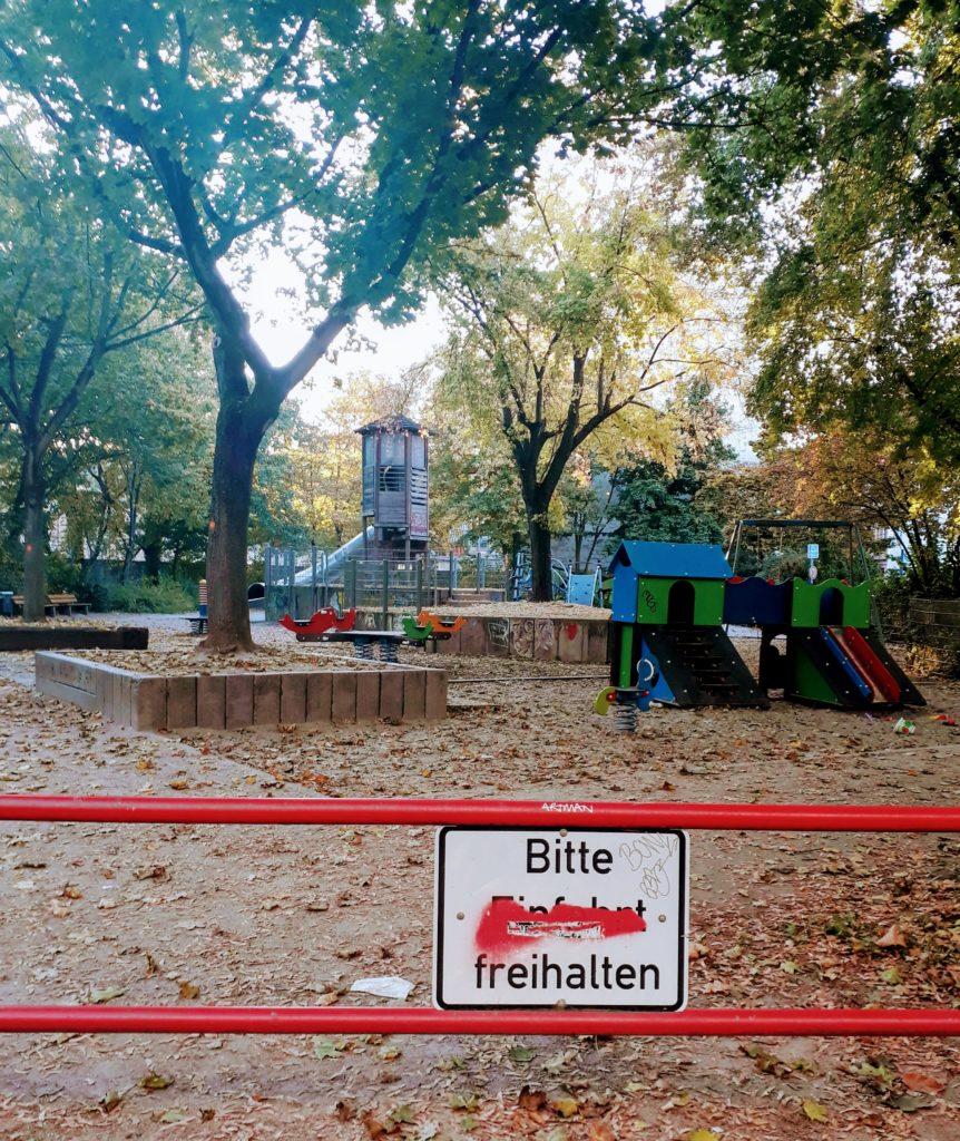 Spielplatz Mannheim