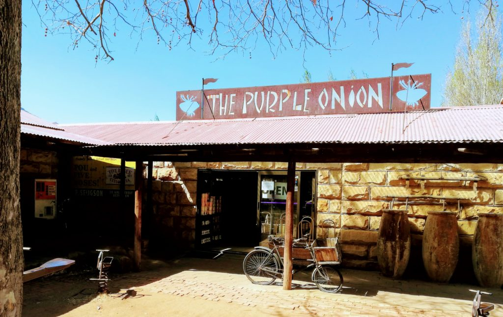 The Purple Onion Deli Clarens