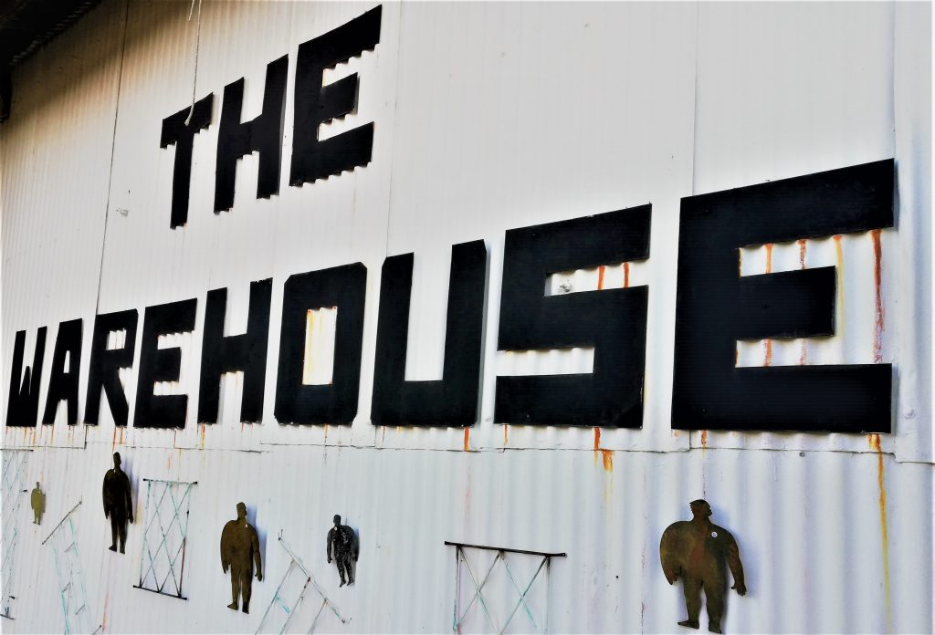 The Warehouse in Cullinan
