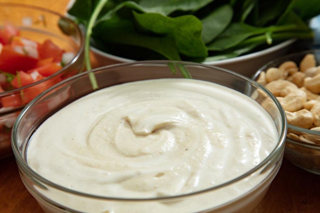 Vegan Cashew Crema