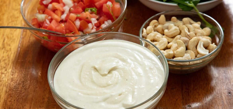 Vegan Cashew Crema Recipe