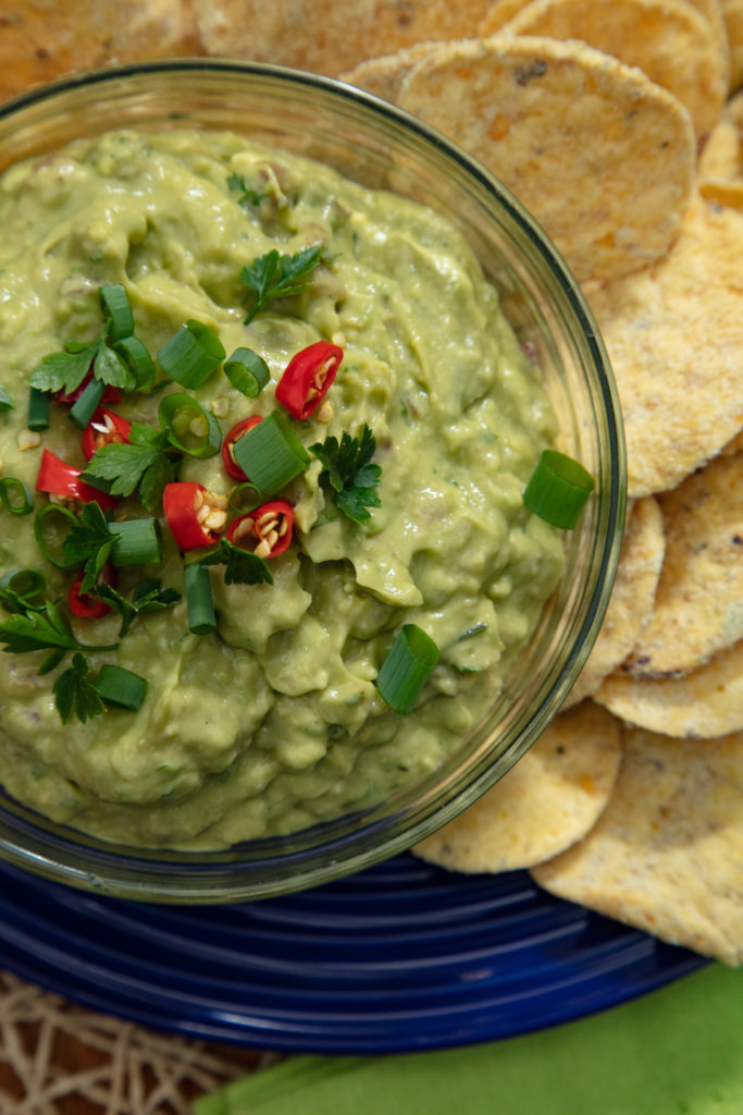Ask Katie budget guacamole recipe
