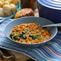 lentil and vegetable stew vegan budget recipe